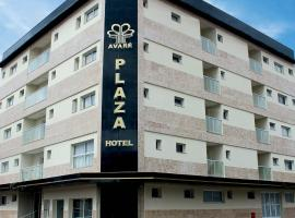 Avare Plaza Hotel Plus, hotel em Avaré