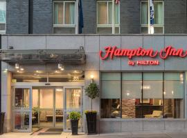 Hampton Inn Manhattan - Times Square South, hotel in Hell's Kitchen, New York