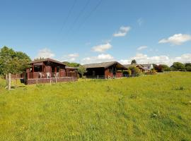 Green View Lodges, cabin in Wigton