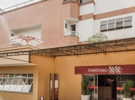 Hotel Dois H, hotel near Joinville Arena, Joinville