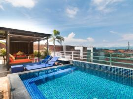 A Residence, hotel near Discovery Shopping Mall, Kuta