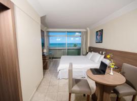 Hotel Jangadeiro, hotel near Cinco Pontas Fort, Recife