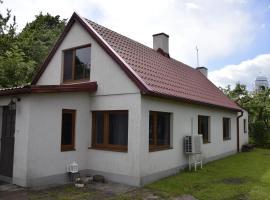 Esplanaadi Villa, loma-asunto Pärnussa