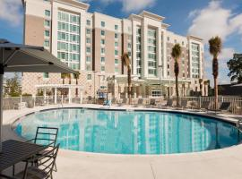 Hampton Inn & Suites Tampa Airport Avion Park Westshore, hotel near Bright House Networks Field, Tampa