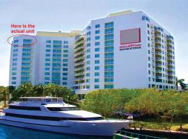 Semi Panoramic Penthouse, hotel in Fort Lauderdale