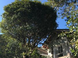 Loft Palácio de Cristal, pet-friendly hotel in Petrópolis