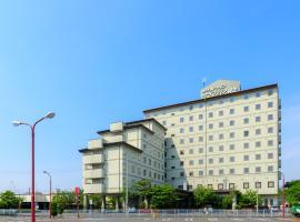 ルートイングランティア羽生SPA RESORT、羽生市のホテル