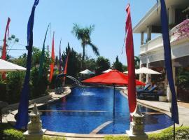 Bali Paradise Hotel Boutique Resort, hotel in Lovina