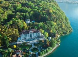 Le Palace De Menthon, hotel in Menthon-Saint-Bernard