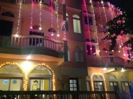 Seventh Heaven inn Rishikesh, отель в Ришикеше