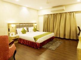 Treebo Tryst KC Manor, hotel in Jamshedpur