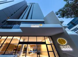 SKYE Hotel Suites Parramatta, hotel in Sydney