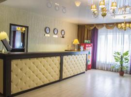 Hotel Best-Zuro, отель в Ульяновске