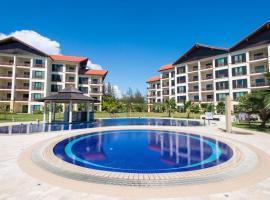 Sabah Beach Villas & Suites, self-catering accommodation in Kota Kinabalu