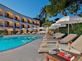 Hotel Della Piccola Marina, отель в Капри