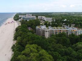 Apartament z aneksem, Diune, nr 328, Kołobrzeg, blisko morza, hotel with jacuzzis in Kołobrzeg