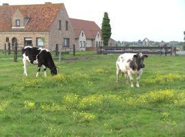 't Vossenerf, holiday home in De Haan