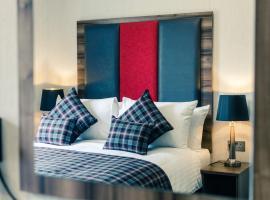 Argyll Apartments, hotel near Kelvingrove Art Gallery and Museum, Glasgow