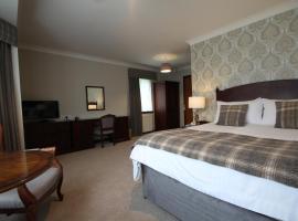 Strathburn Hotel, hotel near Tolquhon Castle, Inverurie