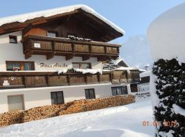 Haus Arnika, Hotel in der Nähe von: Bahnhof Lermoos, Lermoos