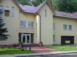 Hotel Audenis, viešbutis Birštone