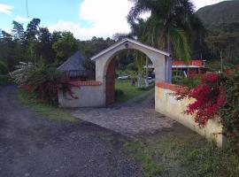 Finca Las Mercedes, farm stay in Cumaca