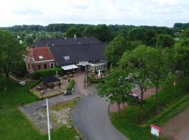 Hotel In den Stallen, hotel en Winschoten