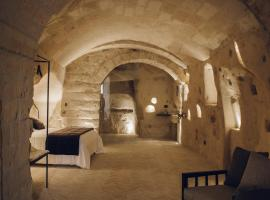 Palazzotto Residence&Winery, Hotel in Matera