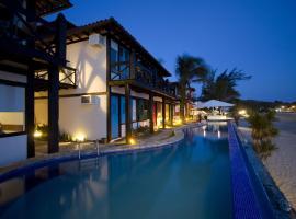 Chez Pitu Praia Hotel, отель в Бузиусе