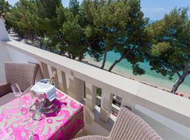 Beach Apartments Ankora, hotel in Makarska