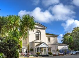 Penventon Park Hotel, boutique hotel in Redruth