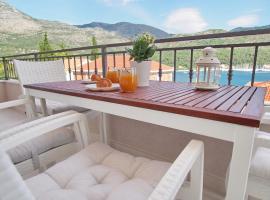 Amazing Sea View Apartment Petra & Paula, hotel in Slano