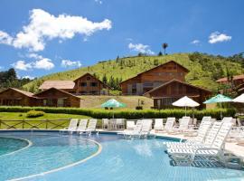 Fazenda Suica Le Canton, spa hotel in Teresópolis