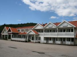 Motell Sørlandet, hotel in Høvåg