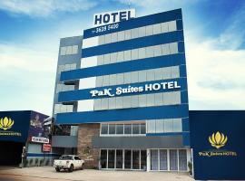 Pak Suites Hotel, accessible hotel in Luis Eduardo Magalhaes