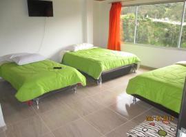 Los Recuerdos de Florito y Leo, hotel in Monguí