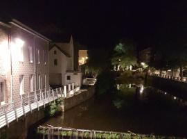 Aparthouse Haas41, family hotel in Eupen