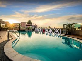 Ixora Hotel Penang, hotel in Perai