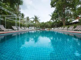 Da Kanda Villa Beach Resort, hotel in Thong Sala