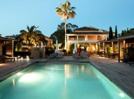 Hotel Villa Cosy, hotel near Beauvallon Golf, Saint-Tropez