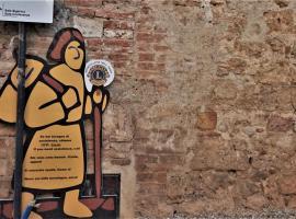 Contessa Ava dei Lambardi, hostel in Monteriggioni