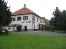 Hotel Kovarna, hotel v destinaci Děčín