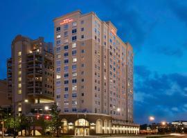 Hilton Garden Inn Charlotte Uptown, hotel in Charlotte