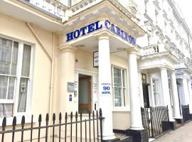 Carlton Hotel B&B, bed & breakfast Lontoossa