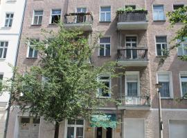 Hotel Novalis, pension in Berlijn