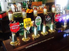 The Swan Inn Pub, hotel in Isleworth