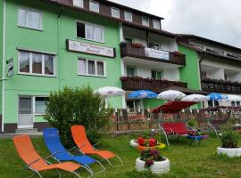Hotel-Pension Dressel, hotel near Bayreuth Central Station, Warmensteinach
