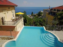 Apartments Villa Atta, apartment in Opatija