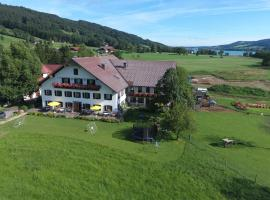Pension Zenzlgut, farm stay in Tiefgraben