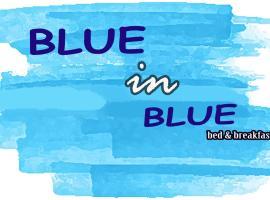 Bed and Breakfast BLUE in BLUE, beach hotel in Komiža